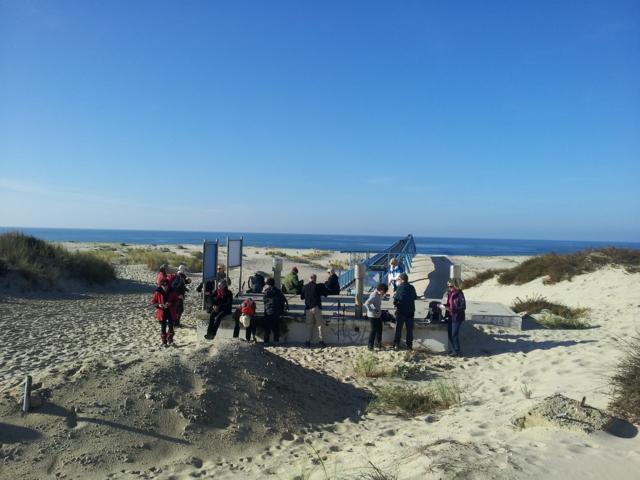 BISCAROSSE plage La Lagune dimanche 19 novembre 2017   4