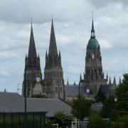 NORMANDIE Juillet 2018 Bayeux 1