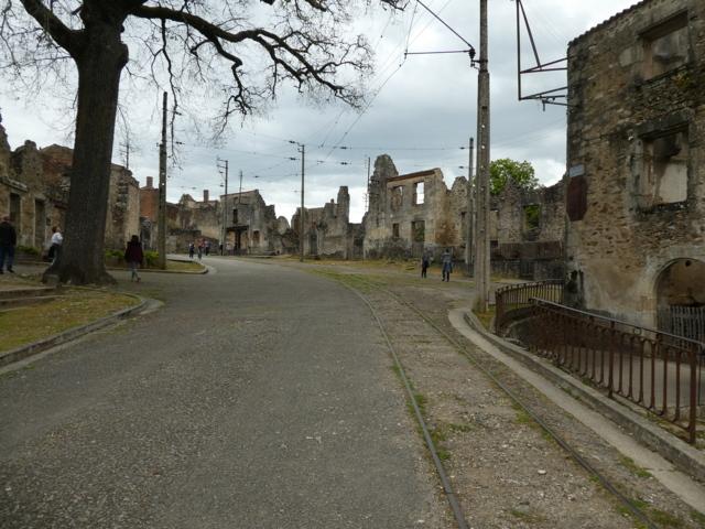 Oradour-sur-Glane avril 2019